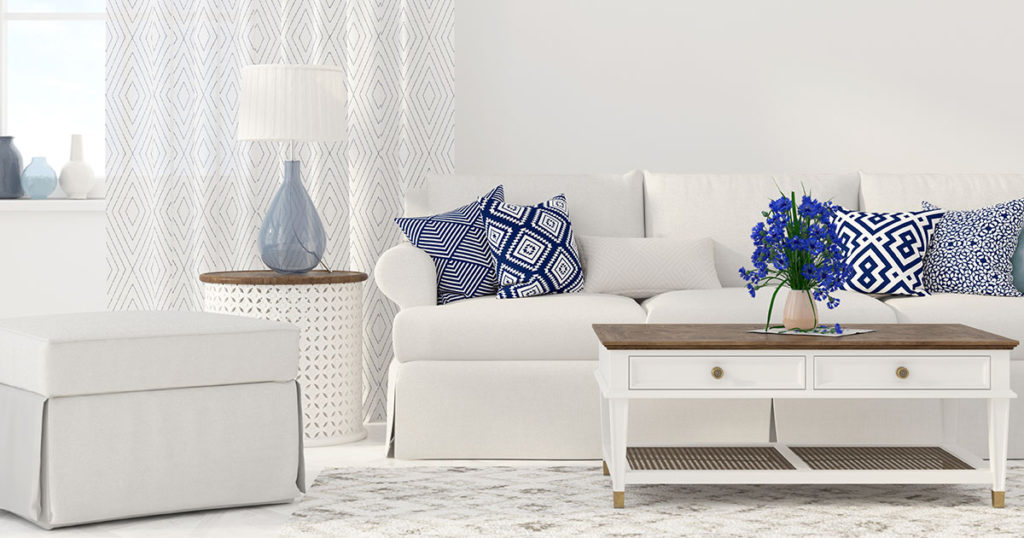New To The DC Area? New Job? Just Married? Itu0027s Time To Update Your Living  Space With Some Modern Vibes. A Few Key Pieces Can Liven Up Your Living  Space.